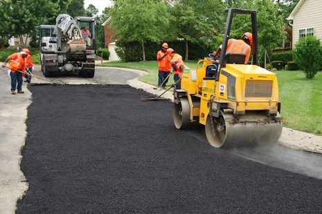 road builder contractors