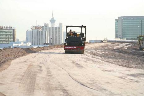 Road Construction Procedure